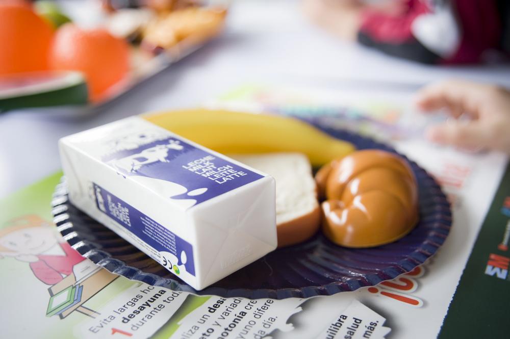 alimentos saludables en los colegios de valdemoro